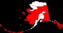 map of Unorganized Borough